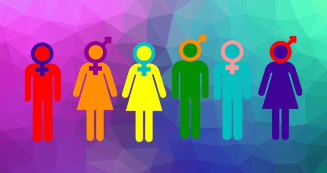 онлайн лекция, бесплатная леция, гендер, пол