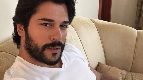 Поклонники турецкого красавца Бурака Озчивита обеспокоились его здоровьем — совсем себя не бережет (ФОТО)