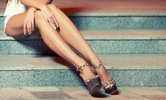 Как сделать ноги визуально длиннее: семь простых трюков