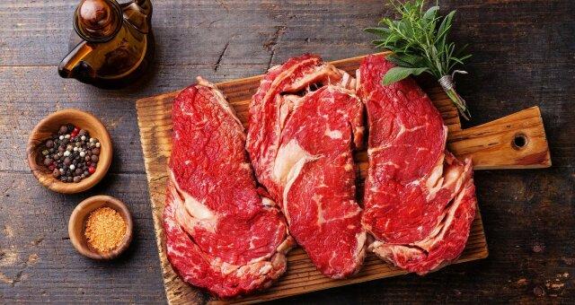 Красное мясо вызывает рак