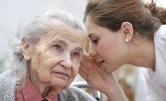 Специалисты назвали первый симптом болезни Альцгеймера