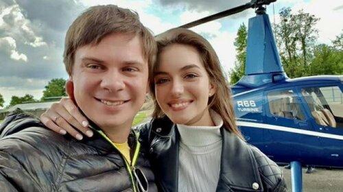 «Будь найщасливішою на світі»: у родині Дмитра Комарова сталося поповнення - з'явилися перші фото малятка