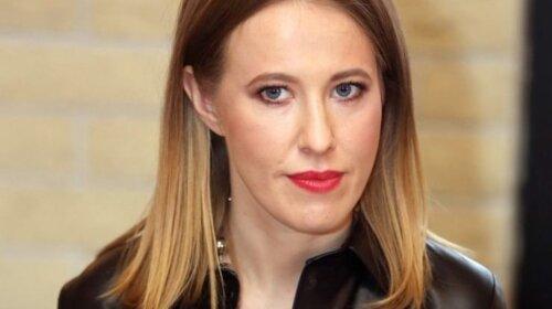 Ще вчора стыдившая оголених жінок, Ксенія Собчак показала груди без білизни: все видно (ФОТО)