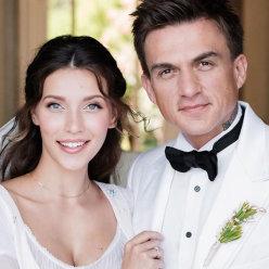 регина тодоренко, влад топалов, фото, свадьба