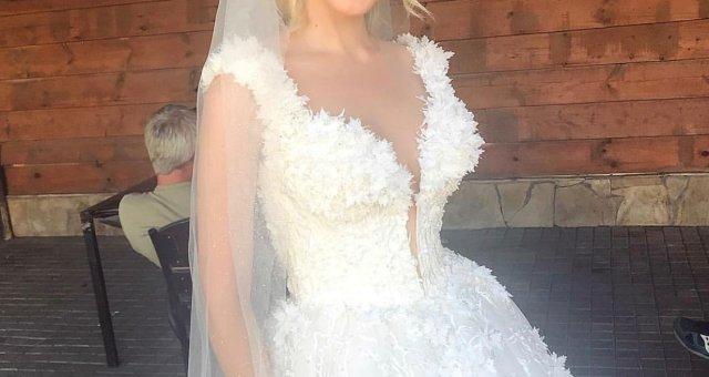 Алина Гросу, свадьба, замуж
