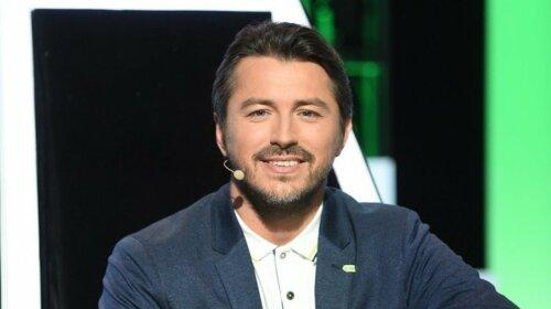 Сергій Притула показав діток: син-підліток від першого шлюбу і маленька дочка