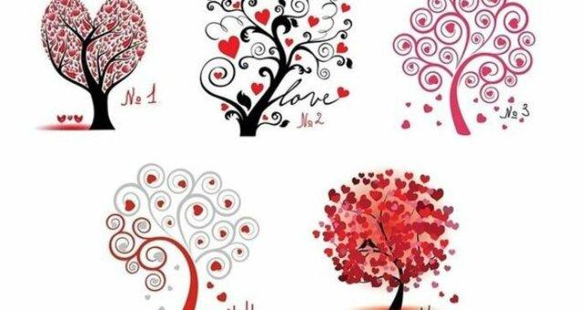 Любовний тест на День всіх закоханих