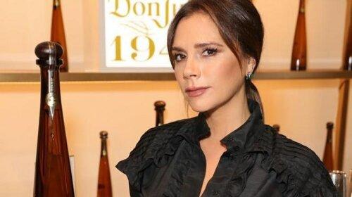 Вікторія Бекхем здивувала своїм незвичним чином: в цьому одязі її складно дізнатися