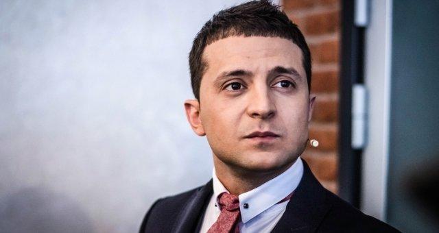 Владимир Зеленский, выборы 2019, кандидат в президенты Украины
