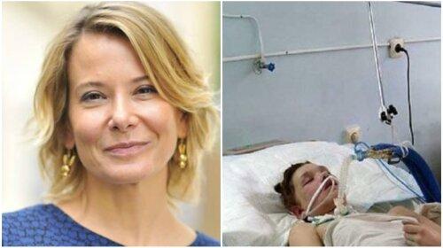 В Сеть попал редкий снимок Юлии Высоцкой с дочкой до трагической аварии