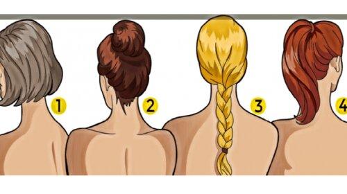 Тест на характер по зачісці: обери свою