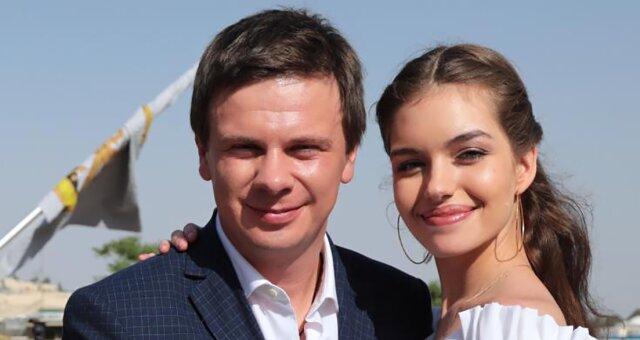Александра Кучеренко, жена Комарова, фото, реакция поклонников