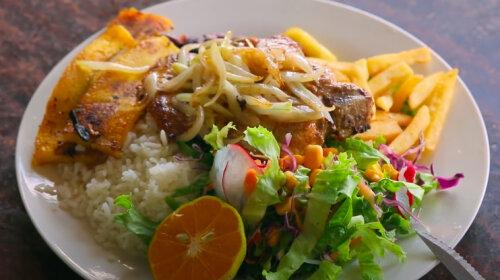 «Женатое» блюдо: как выглядит кулинарная визитная карточка Коста-Рики