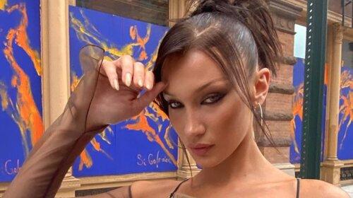 Найкрасивіша дівчина в світі Белла Хадід напилася і стала виглядати на «трієчку» - чоловіки навіть передумали (ФОТО)