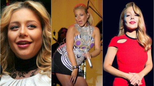 Тина Карлль, певица, диета, фигура, образ звезды