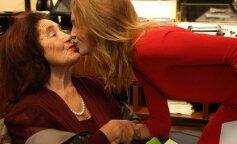 Наталья Водянова показала, как отпраздновала 90-летие бабушки (ФОТО)