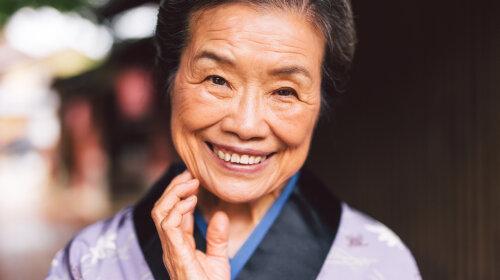 Продолжительность жизни в Японии