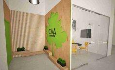 Дизайн интерьера: обзор варианта для офиса