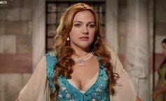 """Хюррем серіалу """"Величне століття"""" Мер'єм Узерлі кардинально змінила імідж: попрощалася з довгим волоссям"""