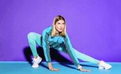Анита Луценко показала эффективное упражнение для офисных работников