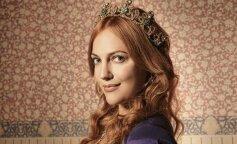 """Зірка серіалу """"величне століття"""" Мер'єм Узерлі показала вищу дочка Лару від турецького бізнесмена"""