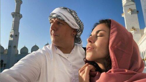 Потап с Каменских отдыхают в ОАЭ