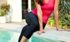 роды, похудение, тренировки