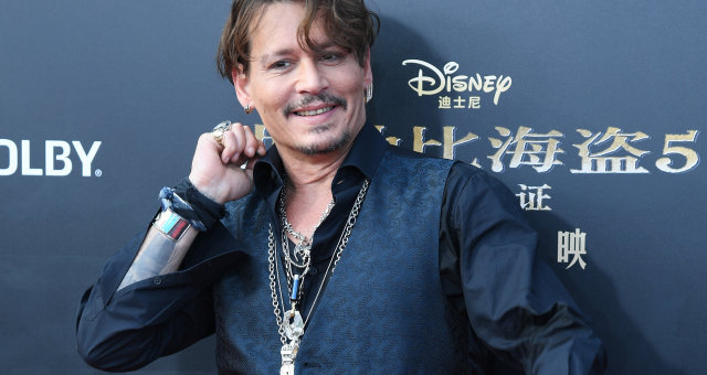 «Pirates Of The Caribbean: Dead Men Tell No Tales» Shanghai Premiere