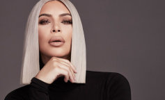 Барби с золотыми зубам: Ким Кардашьян диктует новый тренд?