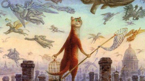 """Помер художник, який написав серію популярних картин """"Петербурзькі коти"""""""