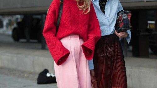 Кто в чем: что носят модницы на Неделе моды в Стокгольме