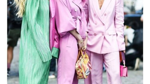 Модные брюки на лето 2020: укороченные, широкие и с неожиданными принтами – скучная классика осталась в прошлом