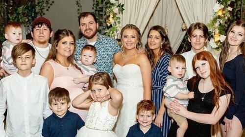 32-летняя американка родила 12 детей и останавливаться не собирается: как живет семья (ФОТО)