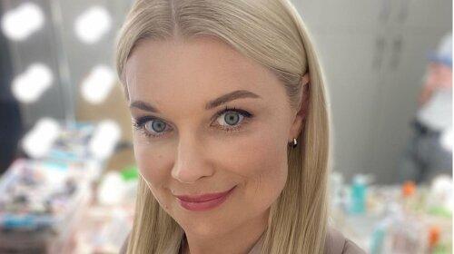 Крупный план: 43-летняя Лидия Таран показала, как выглядит ее лицо с косметикой и без – кто-то видит разницу?  (фото)