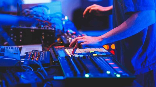 Bassiani Label Night
