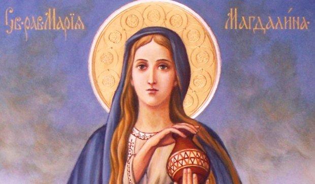 Приметы на 4 августа — Мария Магдалина