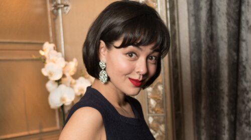 После семи лет брака: Марина Кравец из «Comedy Club» беременна первенцем