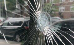 Потрійне ДТП на Теремках: є постраждалі (ФОТО)