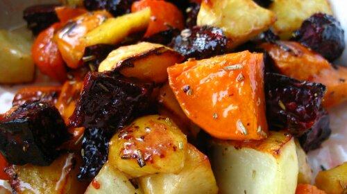 crispy Kale, Коллар greens,root vegetables, butternut soup 066