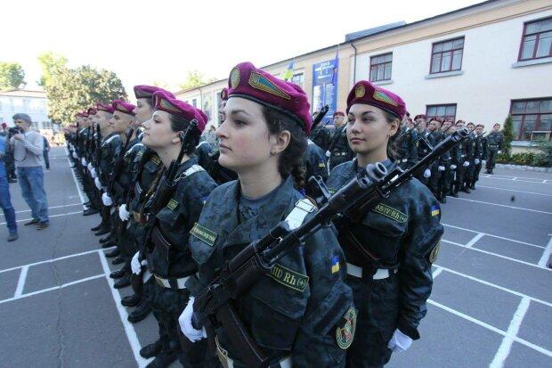 В украинской армии собираются открыть больше должностей для женщин