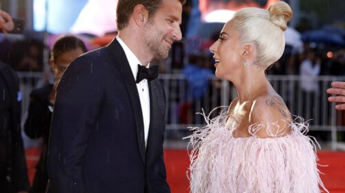 """Ирине Шейк смешно: Брэдли Купер и Леди Гага будут """"продавать свою любовь"""" (ФОТО)"""