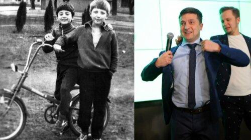 Володимиру Зеленському 42: як виглядав і ким мріяв стати в дитинстві наймолодший президент України