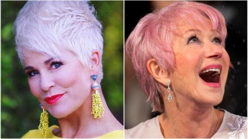 Три омолаживающие стрижки для женщин всех типов лица и волос -  самый легкий способ визуально уменьшить свой возраст