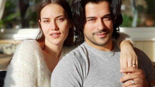 Незрівнянна Фахріє: дружина самого гарного актора Бурака Озчівіта показала фігуру на тлі заходу – це треба бачити