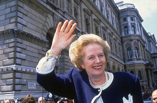 Маргарет Тэтчер, день рождения, женщины-политики, фото