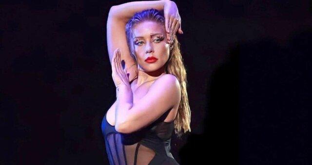 Тина Кароль, певица, образ звезды, гардероб