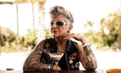 Татушки для старушки: новый тренд на татуировки, который понравится даже твоей бабушке