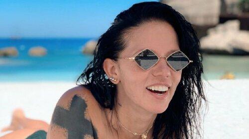 Натуральная красота: Ирина Горовая смыла косметику, показав настоящую внешность