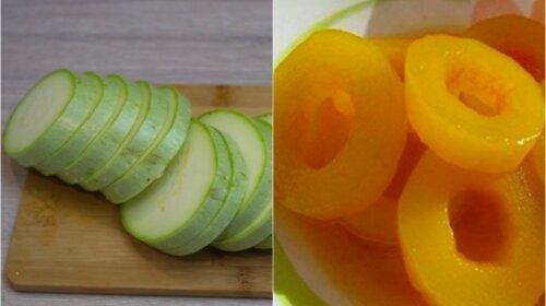 Классические ананасы из кабачков: от настоящих не отличить
