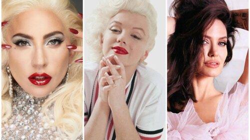 Аристократическая бледность: звезды, которые никогда не загорают - Леди Гага, Монро, Джоли